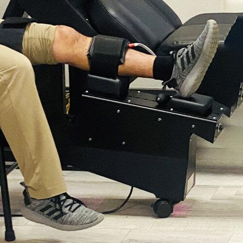 Chiropractic Mont Belvieu TX Decompression for Knee